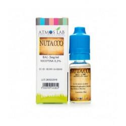 E-líquido ATMOS LAB NUTACCO 3mg/ml 10ml