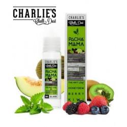 E-líquido PACHAMAMA Mint Leaf, Honeydew, Berry, Kiwi formato TPD 50ml Sin Nicotina