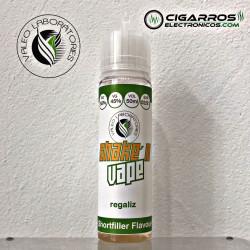 E-líquido Regaliz TPD 50ML 0MG
