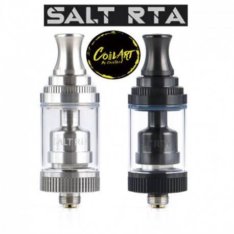 Salt RTA 18mm by CoilArt