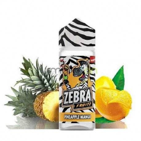 Zebra Juice Fruitz Pineapple Mango 100ml