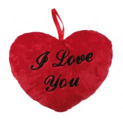 Corazón de Peluche I Love You (26 cm)