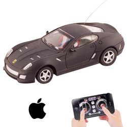 Coche Carreras Die Cast compatible con iPhone, iPod, iPad