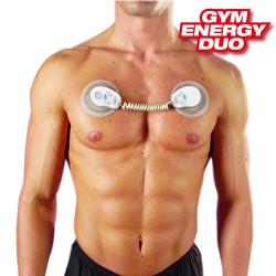 Electroestimulador Gym Energy Duo