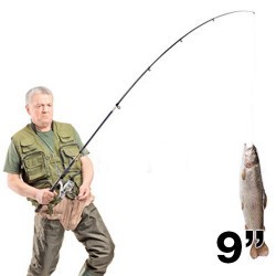 Equipo de Pesca Mediano