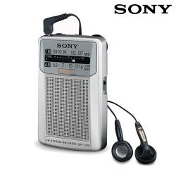 Radio Portátil de Bolsillo Sony SRFS26