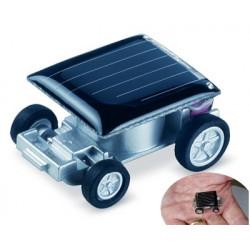 Coche Solar más pequeño del Mundo