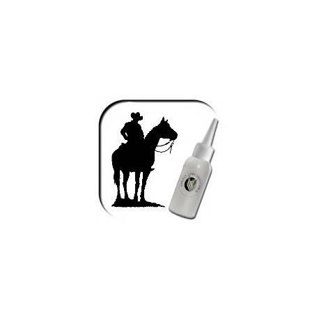 ELIQUIDO AMERICANO COWBOY RED BOX SIN NICOTINA 10ml