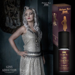 E-LÍQUIDO Halcyon Haze sabor Gins Addiction sin nicotina 10 ml