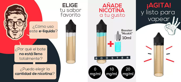 E-líquido RIGHT CHEEK BANANA BUTT 50ML TPD 0MG